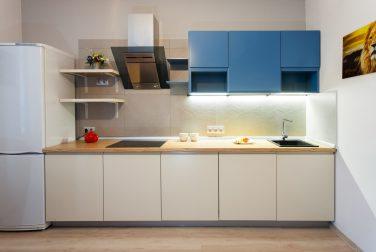 Современная кухня модерн Лобелия