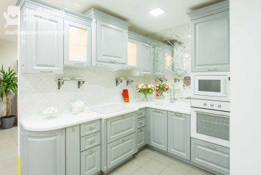 Классическая кухня Тиволи