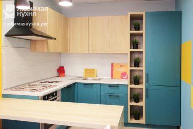 Современная кухня модерн Де Мадера