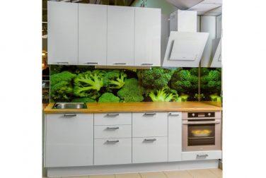 Современная кухня модерн Брокколо