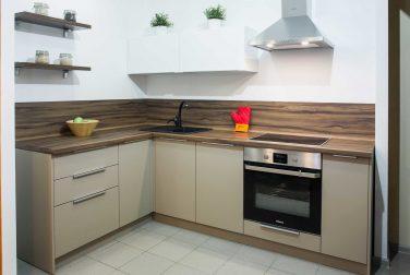 Современная кухня модерн Летиция