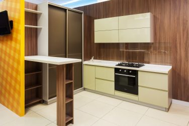 Современная кухня модерн Хелена