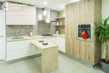 Современная кухня модерн Панна котта