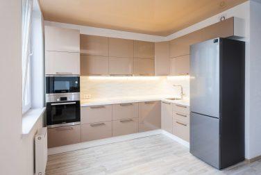 Современная кухня модерн Лаутер