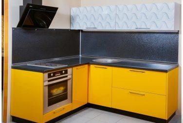 Современная кухня модерн Джина
