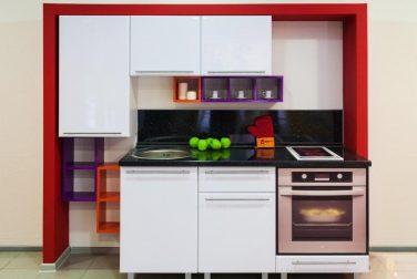 Прямая кухня Искра