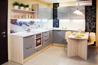 Современная кухня модерн Берлин