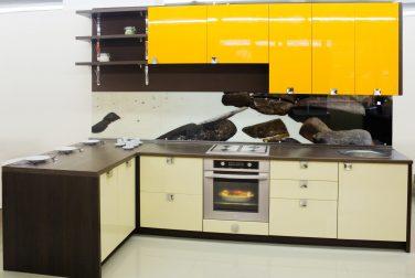 Угловая кухня Солнечный берег