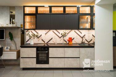 Современная кухня модерн Батиста